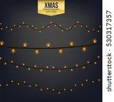 abstract creative christmas... | Shutterstock .eps vector #530317357