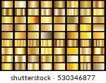 gold gradient background vector ... | Shutterstock .eps vector #530346877