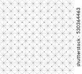 vector seamless pattern. simple ... | Shutterstock .eps vector #530364463