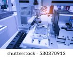 robot drill machine tool at... | Shutterstock . vector #530370913