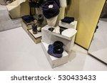 luxury store interior winter... | Shutterstock . vector #530433433
