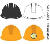 construction helmet  a set of...