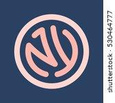 new york city vector typography ... | Shutterstock .eps vector #530464777
