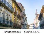 Street View Of Old Town Porto ...