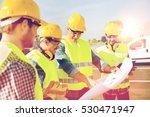 business  building  teamwork... | Shutterstock . vector #530471947