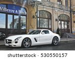 april 1  2016  kiev  mercedes... | Shutterstock . vector #530550157