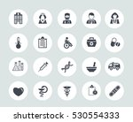 medical icons | Shutterstock .eps vector #530554333
