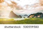 Landscape Viewpoint Phang Nga...