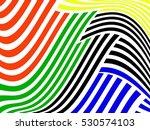 abstract wave overlay texture... | Shutterstock .eps vector #530574103