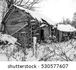 Abandoned Dilapidated Shack In...
