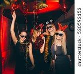 young woman at club having fun. ...   Shutterstock . vector #530593153