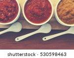 bbq sause | Shutterstock . vector #530598463