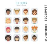 Avatars Collection Of Cute...