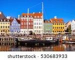copenhagen  denmark   september ... | Shutterstock . vector #530683933