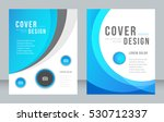 annual report  broshure  flyer  ... | Shutterstock .eps vector #530712337