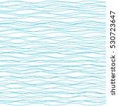 wavy vector background.... | Shutterstock .eps vector #530723647
