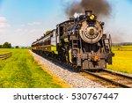 strasburg. pa   june 19  2016 ... | Shutterstock . vector #530767447