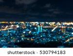 cityscape bokeh  blurred photo  ... | Shutterstock . vector #530794183