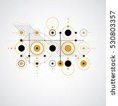 modular bauhaus vector... | Shutterstock .eps vector #530803357