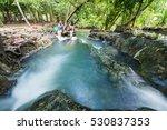 krabi  thailand   october 10 ... | Shutterstock . vector #530837353