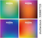 abstract creative concept... | Shutterstock .eps vector #530887723