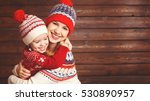 happy family mother and child... | Shutterstock . vector #530890957