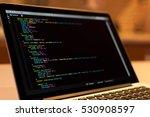 software development. software... | Shutterstock . vector #530908597