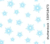 seamless pattern with... | Shutterstock . vector #530918473