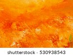 orange abstract background in... | Shutterstock . vector #530938543