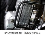 custom motorcycle | Shutterstock . vector #530975413