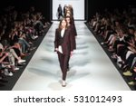 fashion show  catwalk runway... | Shutterstock . vector #531012493