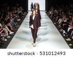 fashion show  catwalk runway... | Shutterstock . vector #531012493