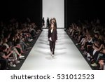 fashion show  catwalk runway... | Shutterstock . vector #531012523