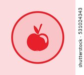 apple icon | Shutterstock .eps vector #531024343