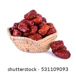 Dried Red Date Or Chinese...