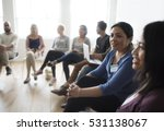 networking seminar meet ups... | Shutterstock . vector #531138067