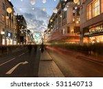 london  england   december 3 ...   Shutterstock . vector #531140713