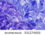 the colorful vintage ceramic... | Shutterstock . vector #531274003
