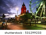 leeds england uk december 1...   Shutterstock . vector #531299233