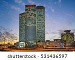 tel aviv  israel   july 20 ... | Shutterstock . vector #531436597