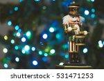 Festive Nutcracker Soldier Wit...