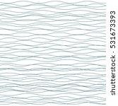 wavy vector background.... | Shutterstock .eps vector #531673393