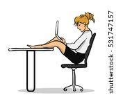 illustration of creative...   Shutterstock .eps vector #531747157