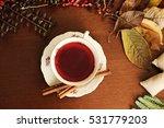Winter Break  Spicy Red Tea...