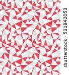 vector seamless pattern of... | Shutterstock .eps vector #531842053