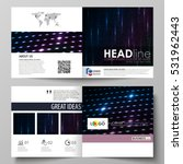 business templates for square...   Shutterstock .eps vector #531962443