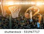 basketball concept  | Shutterstock . vector #531967717