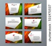 design elements presentation... | Shutterstock .eps vector #531970537