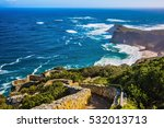 cape of good hope in the... | Shutterstock . vector #532013713
