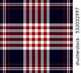 seamless tartan plaid pattern... | Shutterstock .eps vector #532032997